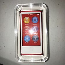 "NEW SEALED Apple iPod Nano 7th Generation ""RED""16GB - Brand NEW Full Warranty"
