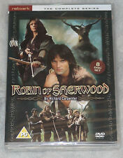 Robin of Sherwood: The Complete Series 1, 2, 3 - DVD Box Set - NEW & SEALED