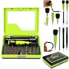 53 in1 Multi-Bit Precision Torx Screwdriver Tweezer Cell Phone Repair Tools Set