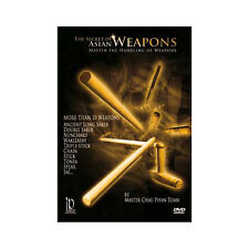 The Secret of Asian Weapons Fighting Dvd Martial Arts