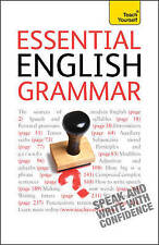 Essential English Grammar: Teach Yourself by Brigitte Edelston, Ron Simpson...