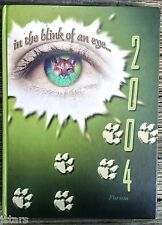 2004 NORTH ROSE WOLCOTT HIGH SCHOOL YEARBOOK, THE FORUM, WOLCOTT, NY
