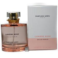 Lumiere Rose by Parfums Gres for women  Eau de Parfum 3.3 oz 100 ml spray