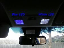 Mazda 3 Map Light Upgrade Kit 2x BLUE LED for 2003 to 2009 Sedan & Hatch