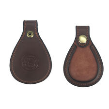 Tourbon Toe Protector Shoe Pads Clay Shooting Barrel Rest Leather Pigeon Guard