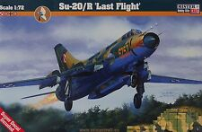 "MISTERCRAFT® 040130 Su-20/R ""Last Flight"" in 1:72"