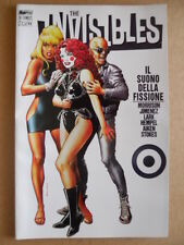 THE INVISIBLES : Il Suono della fissione  - Book Magic Press 1999  [G476]