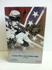 SIDESHOW COLLECTIBLES BROTHERHOOD OF ARMS CS Infantry Officer U. S. Civil War.