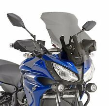 YAMAHA MT-07 TRACER SCREEN GIVI D2130S Smoked 12 cm TALLER Windscreen Windshield