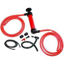 3-in-1 Hand Pump Siphon Gas Oil Liquid Air, Multi Use Transfer Pump