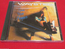 WAYSTED - SAVE YOUR PRAYERS + 2 BONUS NEW CD / TYKETTO