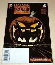 BATMAN : LEGENDS OF THE DARK KNIGHT # 1 HALLOWEEN SPECIAL PROMO COMIC 2014 NM