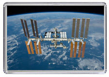 International Space Station ISS Fridge Magnet 01