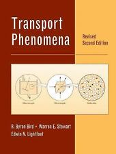 New-Transport Phenomena by R. Byron Bird 2 ed -International Edition
