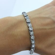 LADIE'S ELEGANT  BIO MAGNETIC BRACELET 5 in 1 WITH  ZIRON STONES MZ3