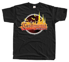 Castlevania Aria of Sorrow T shirt Black all size S-5XL
