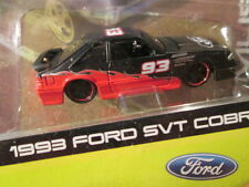 Maisto 1993 Ford SVT Mustang Cobra FOX BODY Model Scale 1/64