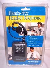 NEW IN PACKAGE CONAIRPHONE HANDS FREE HEADSET TELEPHONE MODEL SW8250