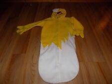 Newborn Size 3-6 Months Old Navy Rooster Chicken Halloween Costume Bunting EUC