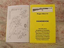 RUGER MINI 14 COLLECTORS  HANDBOOK.