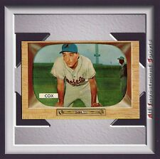 1955 Bowman BILLY COX #56 NM-MT *superb baseball card for your set* M40C