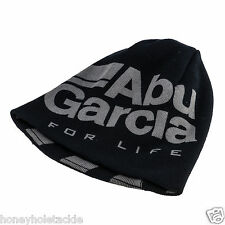 BRAND NEW ABU GARCIA ORIGINAL BEANIE HAT CAP - BLACK   - HOT