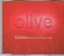 (AY854) Olive, Outlaw - 1997 DJ CD