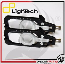 Tendicatena Tenditori Catena Chain Adjusters Lightech TEBM002 Neri BMW S1000RR