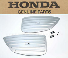 New Genuine Honda Saddlebag Side Covers NC700X CTX700 Pannier Panels Logo #N26