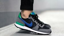 New Nike Internationalist Athletic Snickers Running Training Black Size US 10