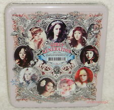 Girls' Generation Vol. 3 The Boys Korean CD +10 postcards +booklet