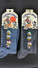 TOP Herren Socken Disney Motiv Donald Duck Mens socks with motif 40-46 One Size