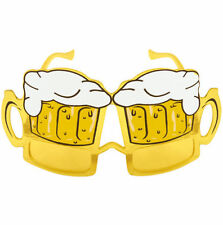 Yellow Beer Goggles Glasses Stag Night BBQ Beach Party Joke Accessory 058/569