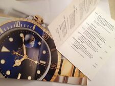 ROLEX Oyster Perpetual Vintage Catalogue / Price List (choice of dates)