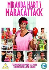 Miranda Hart's Maracattack (2013) BRAND NEW AND SEALED UK REGION 2 DVD