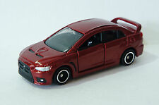 TOMICA~ No.67 MITSUBISHI LANCER EVOLUTION X ~ 1/61 (Free Shpping)