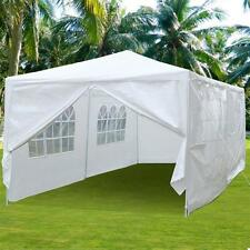 10'x20'Canopy Party Wedding Tent 4 Sidewall Gazebo 2 Door Outdoor Patio Events
