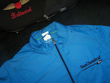 ADIDAS - CLIMAPROOF  WINDSHIRT - XL - NOS - WEATHER RESISTANT - PACKABLE
