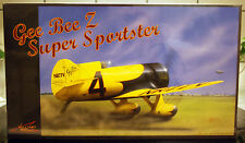 Gee bee Z rennflugzeug, 1:32, williams Brothers 32526
