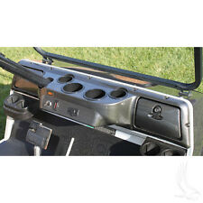Club Car DS Carbon Fiber Dash Lockable Doors & Hardware Included