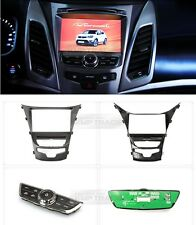 7Inch GPS Navi Integrated And 8 Buttons for SSANGYONG 2014-2015 Actyon Korando C