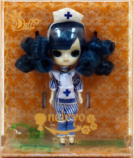 Neiryo Mini Pullip Little Dal Doll Jun Planning by Groove Inc. Blue Haired Nurse