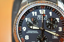 ★ SECTOR 900 Chronograph ★ Saphirglas, Super Zustand, OVP