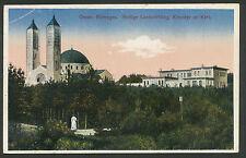 Omstr. Nijmegen Heilige Landstichting  Klooster en Kerk