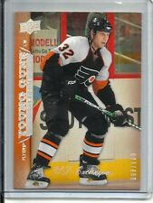 Riley Cote 07/08 Upper Deck Young Guns UD Exclusives #98/100