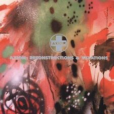 Axiom: Reconstructions & Vexations by Various Artists CD palm bill Laswell dub