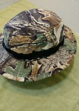 Nordic Gear Fishermen Style Hat Camouflage Print Hunt or Fishing  Size M/L GUC