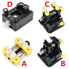 Mini Bench Vice Clamp Carving Clamping Tools Plastic Screw Bench Vise