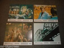 "THE STUNT MAN - ORIGINAL 8"" X 10"" LOBBY CARD SET OF 8 - 1980 - PETER O'TOOLE"