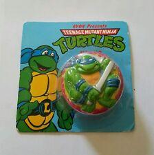 TMNT YOYO Teenage Mutant Ninja Turtles Avon Vintage Yo-Yo Toy 80s Leonardo NEW